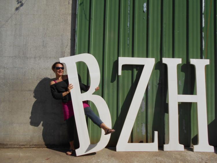 BZH lettrage